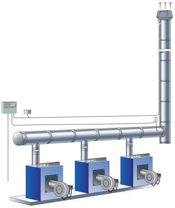 chimney-fan_oil-boiler_gas-boiler_illustration