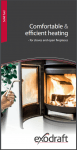 Brochures and guides to our chimney fans and controls